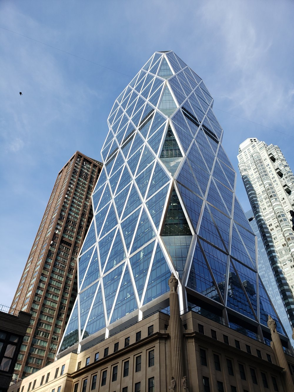 Hearst tower(NYC)