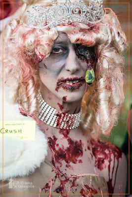Fremont Zombie Walk 2012