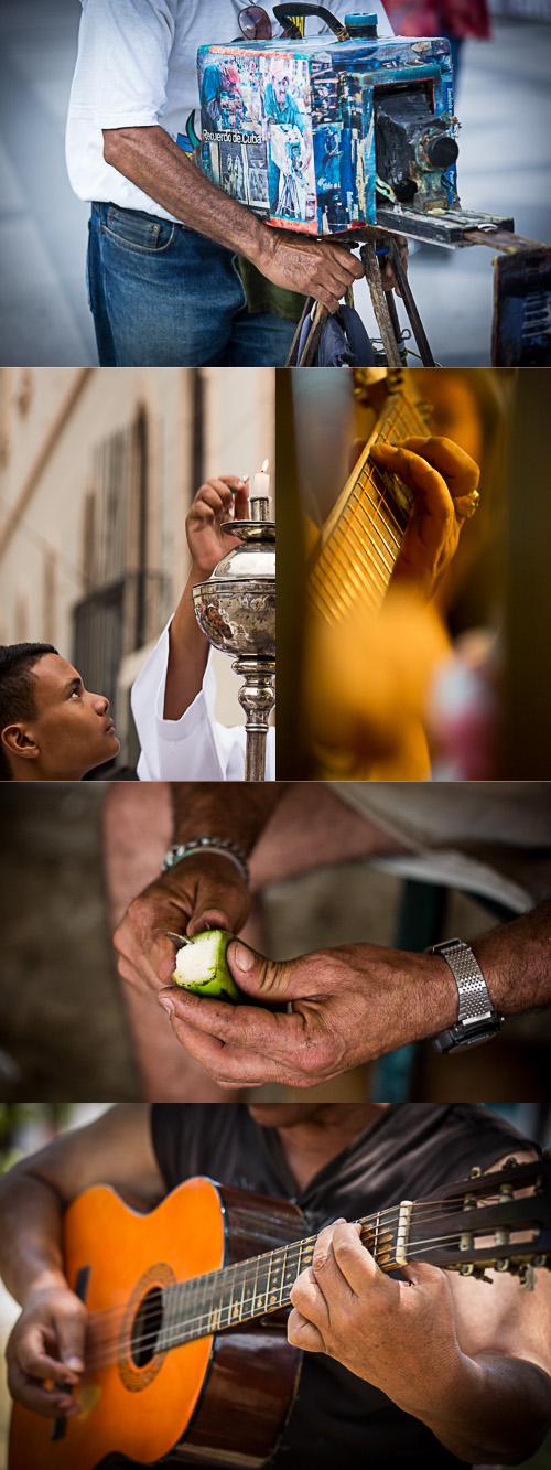 Cuba Hands