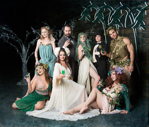 Full Cast (Isobella Bloom, Jen Flood, Tanya Brno, Mark Siano, Katheryn Reed, Opal Peachey, Cherry Manhattan, Hisam Goueli)
