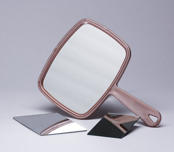 Examples of mirrors used for these photographs