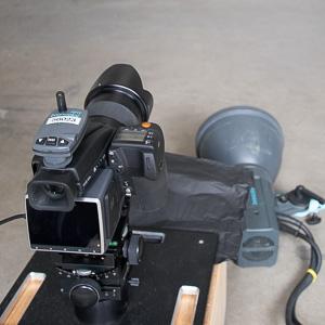 Henry's camera plate