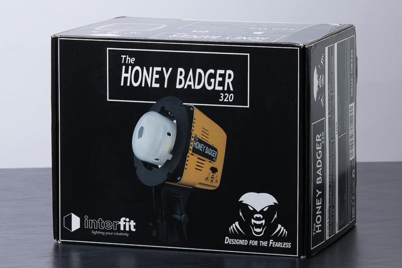 The new Honey Badger