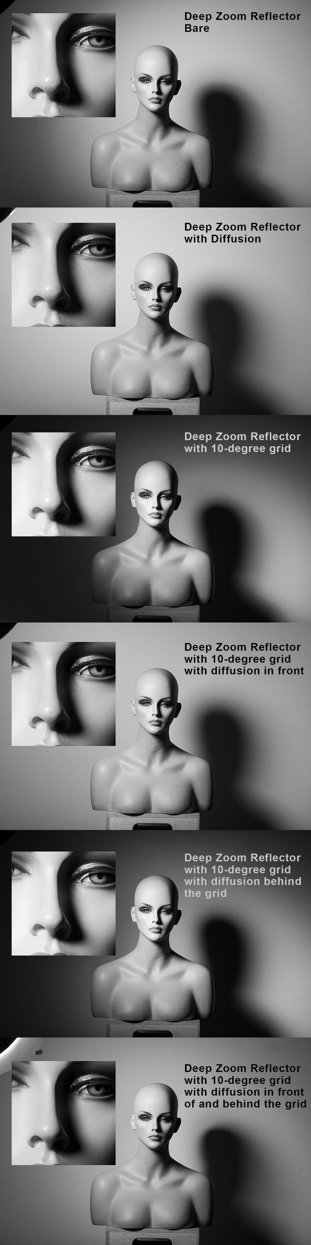 Deep Zoom Reflector examples