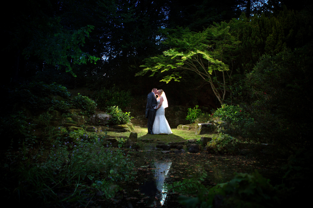 slaley hall wedding photos
