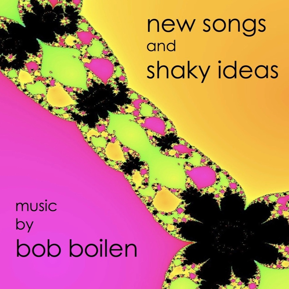 New Songs and Shakey Ideas - by Bob Boilen2008