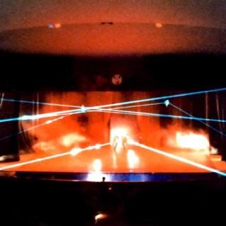 Laser Dance - by Bob Boilen1985