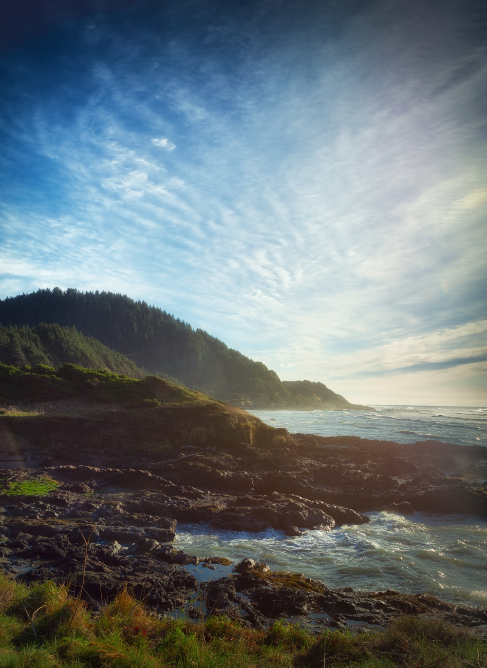 Neptune State Park, Florence, Oregon