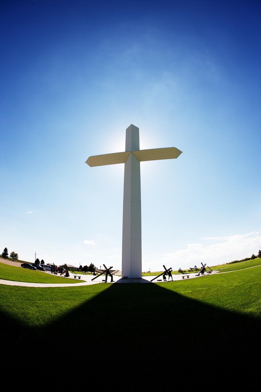 Groom, Texas Cross