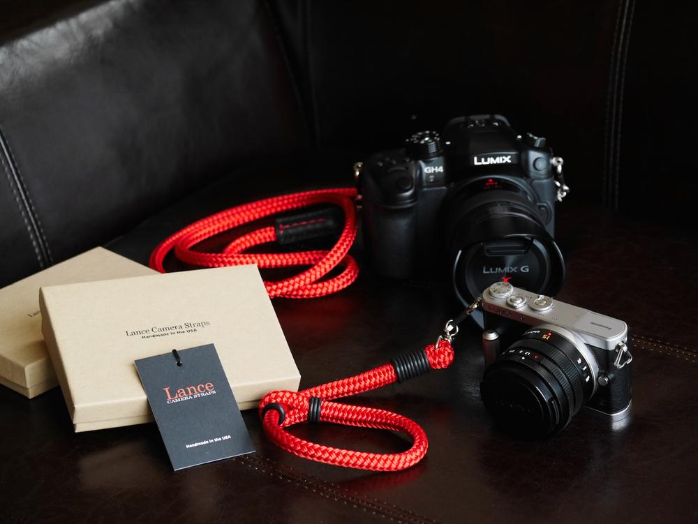 Lance Camera Straps