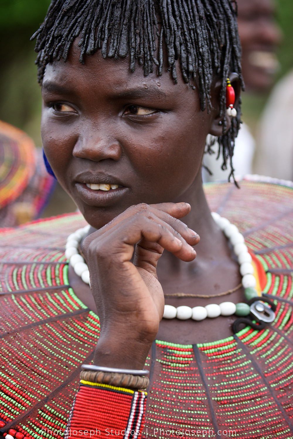Beads of the Pokot