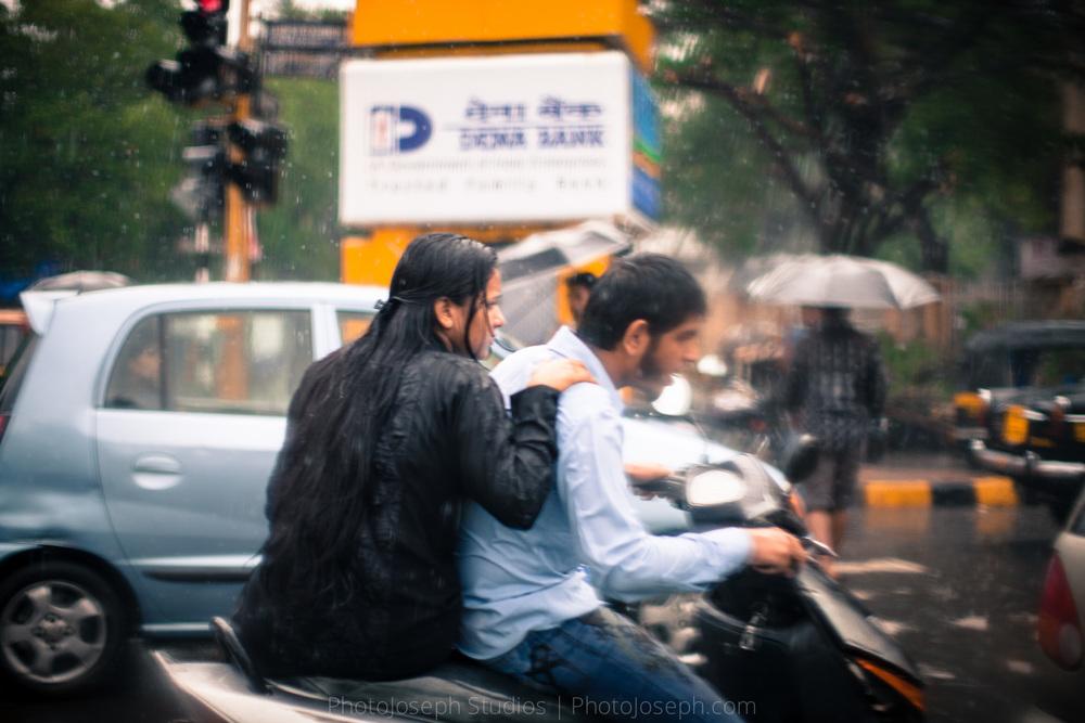 Rain of Mumbai