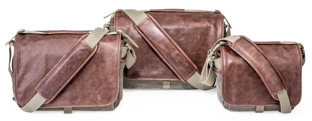 The Retrospective Leather 5, 7 and 30 bags