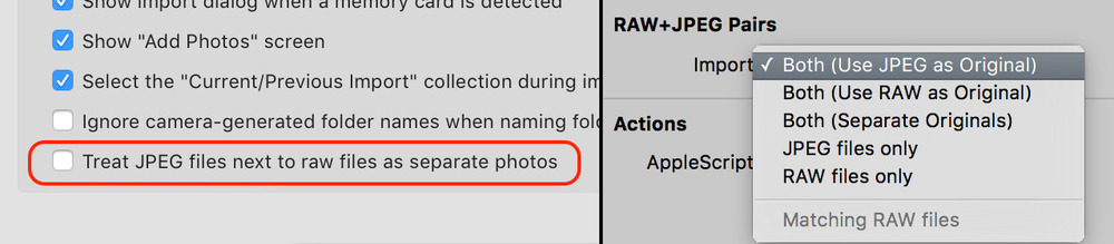 If you don't know why RAW+JPEG support is so compelling and so needed in Lightroom, click through and read the post. Then sign the petition!