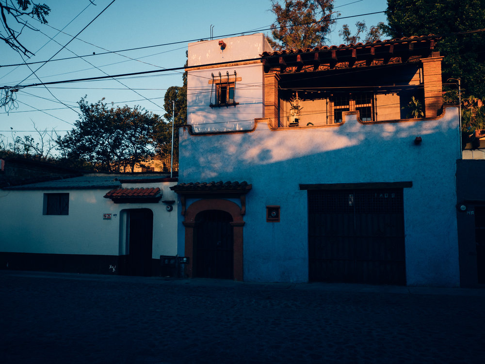 Sunrise photowalk in Oaxaca. This was a scouting trip the morning our guests started to arrive.
