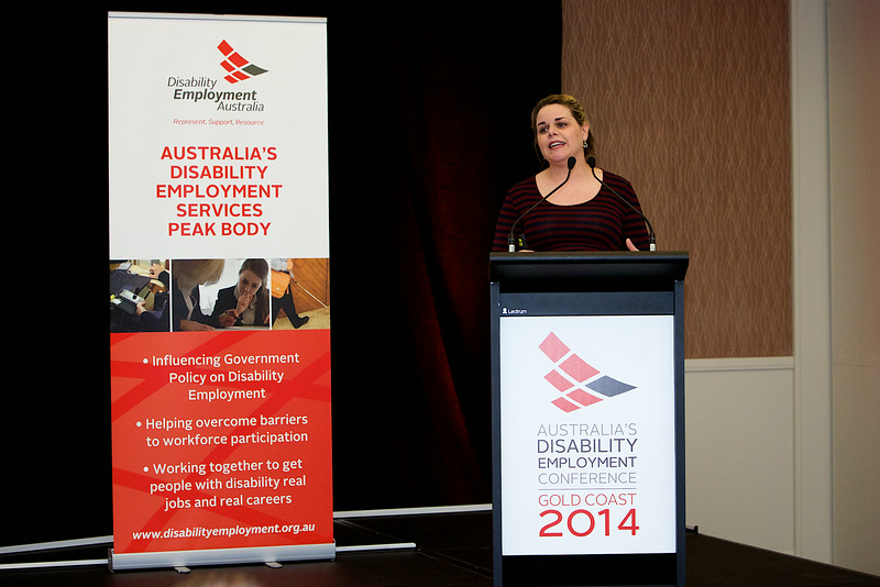 Click Here to Enter the Australia's Disability Employment Conference 2014 Gallery
