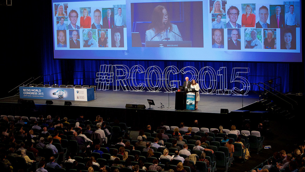 Enter The RCOG World Congress 2015 Gallery - Password required