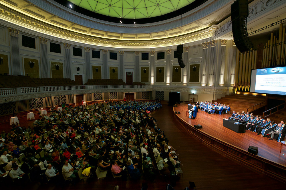 Click Here to Enter The RCOG World Congress 2015, RANZCOG Presentation Ceremony Gallery - Password Required