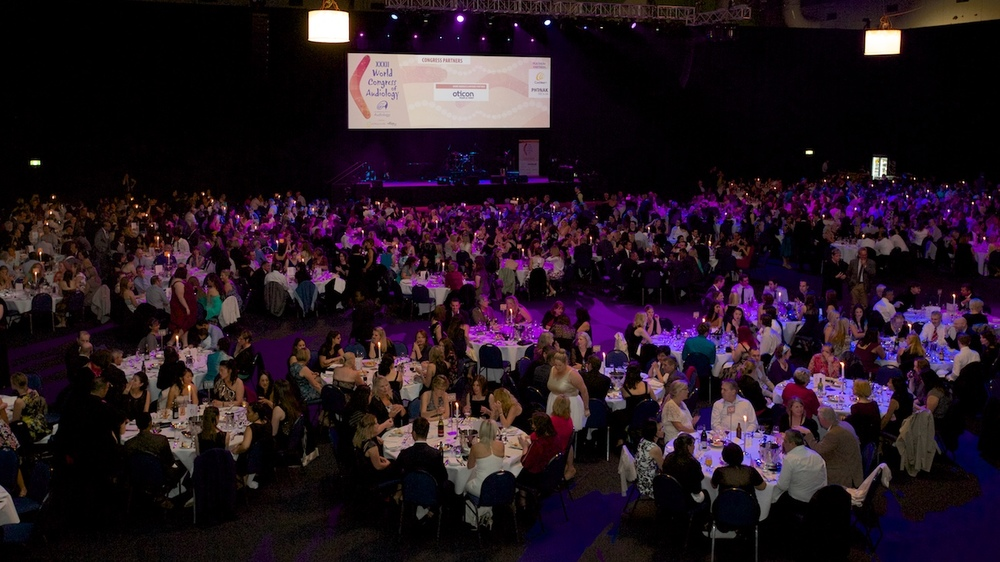 Click Here to Enter The XXXII World Congress of Audiology 2014 Gala Dinner Gallery - Password Required