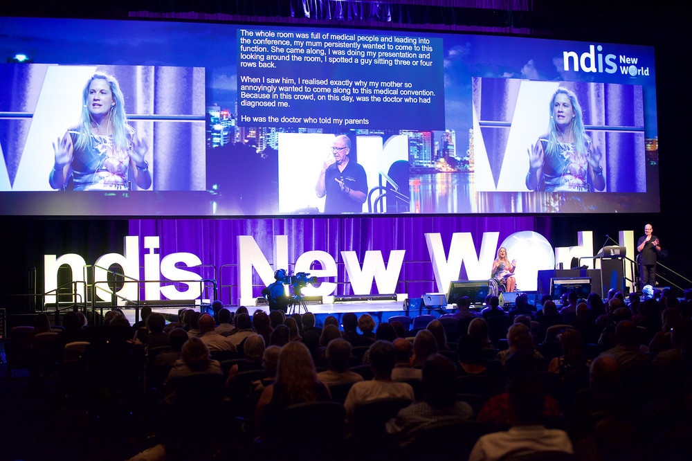 Enter the ndis New World Conference 2015 Gallery - Password required