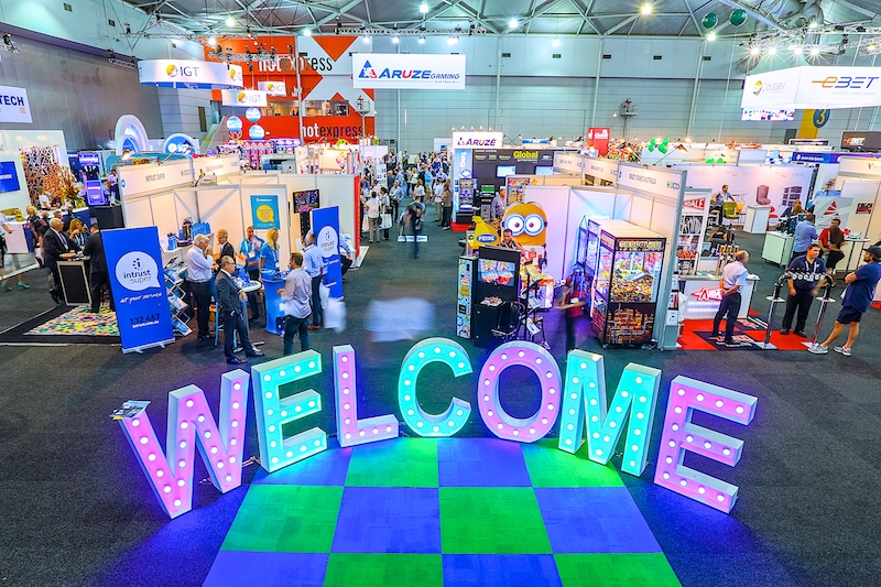 Top quality industry expo event photography at the Brisbane Convention & Exhibition Centre