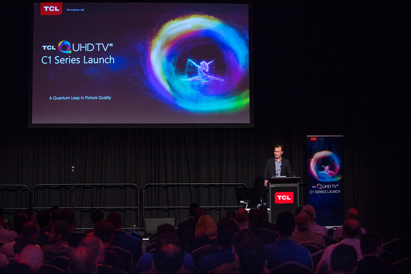 Enter the Brisbane TCL UHD TV Launch Event Gallery - Password required