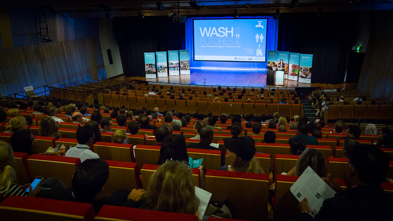 Click here to enter the WASH Futures Conference 2016 Photo Gallery - Password Required.