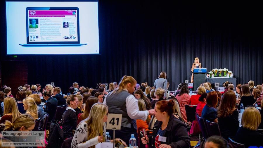 Corporate Events Hilton Brisbane Event Photographer at Large. Corporate Breakfast Event Photographer 11.jpg