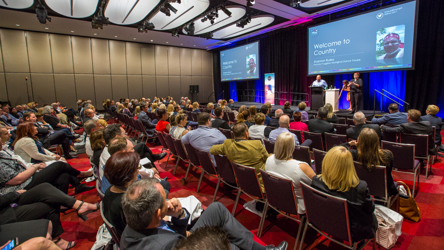 Enter the Disability Employment Australia's Annual Conference 2017 Photo Gallery