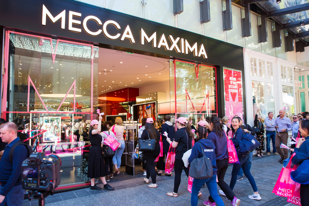 Enter the Mecca Maxima Wintergarden Store Opening Gallery - Password required