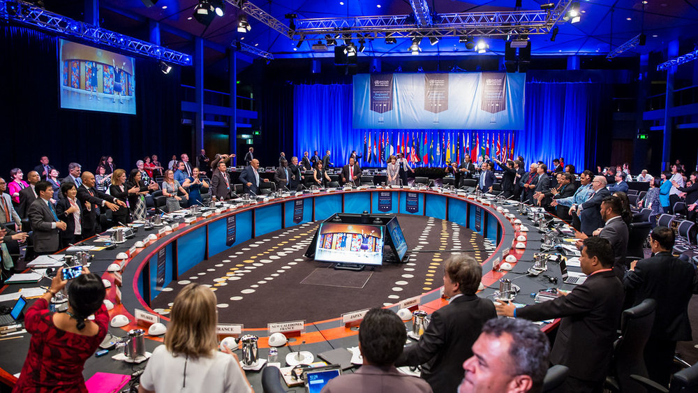 Enter the WHO 68th Session of the Regional Committee Gallery - Password required