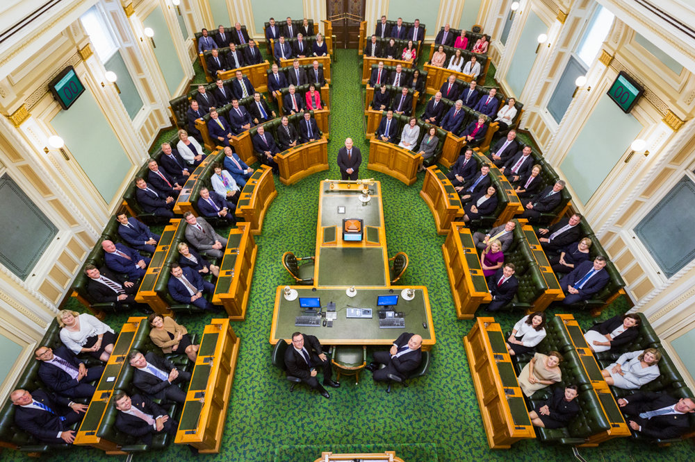Enter the Opening of the Queensland Parliament 2018 Gallery - Password required.