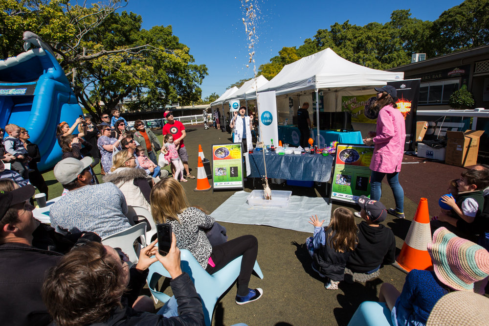 Enter the CSIRO National Science Week Brisbane Event Gallery - Password required.