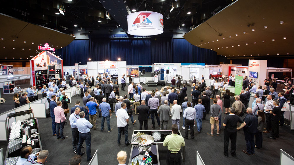 Enter the Fire Australia 2018 Conference & Tradeshow Gallery - Password required.