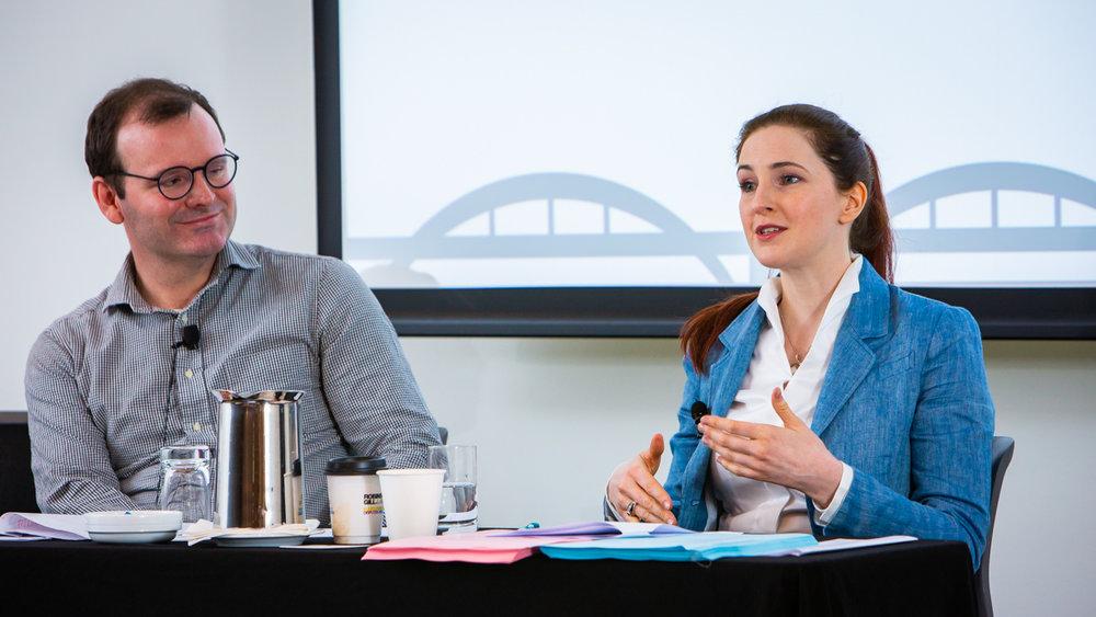 Brisbane corporate conference panel discussion