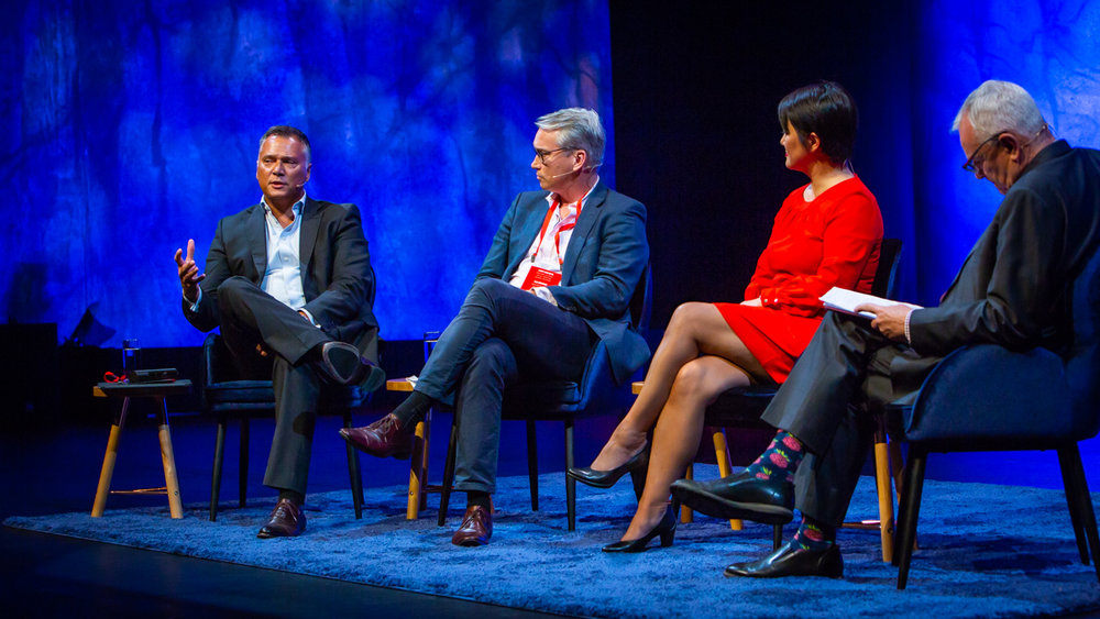 Brisbane conference Q&A with Stan Grant