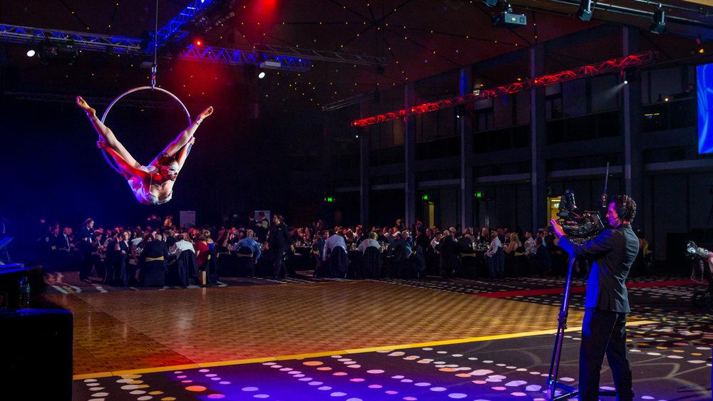 Brisbane gala dinner event entertainment