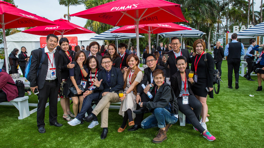 The Star Gold Coast international conference delegate group photo