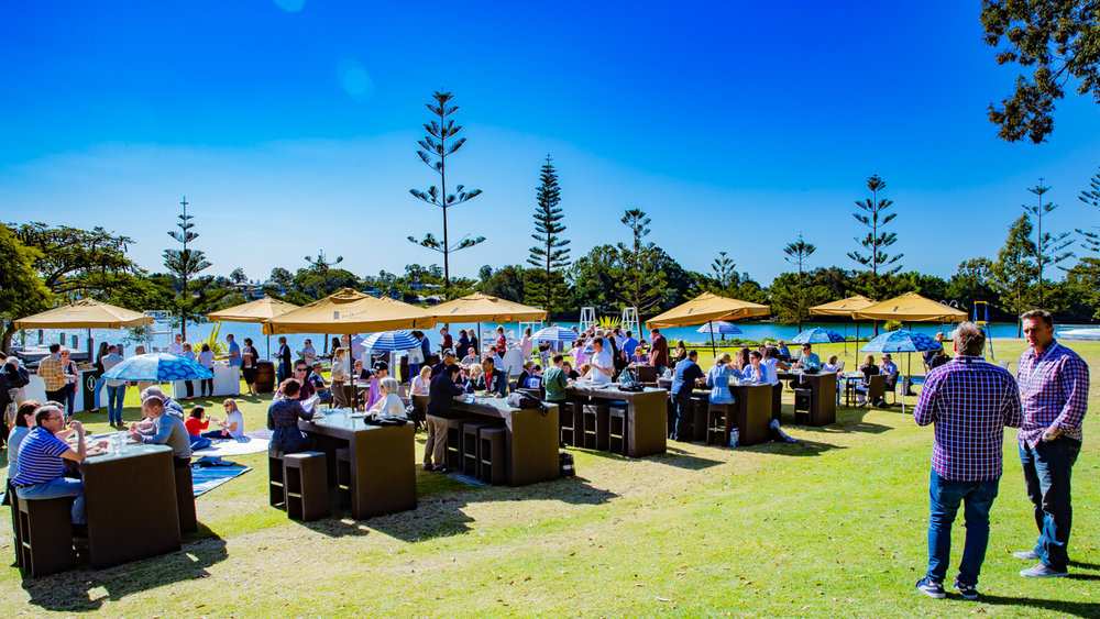 InterContinental Sanctuary Cove Gold Coast national conference lunch