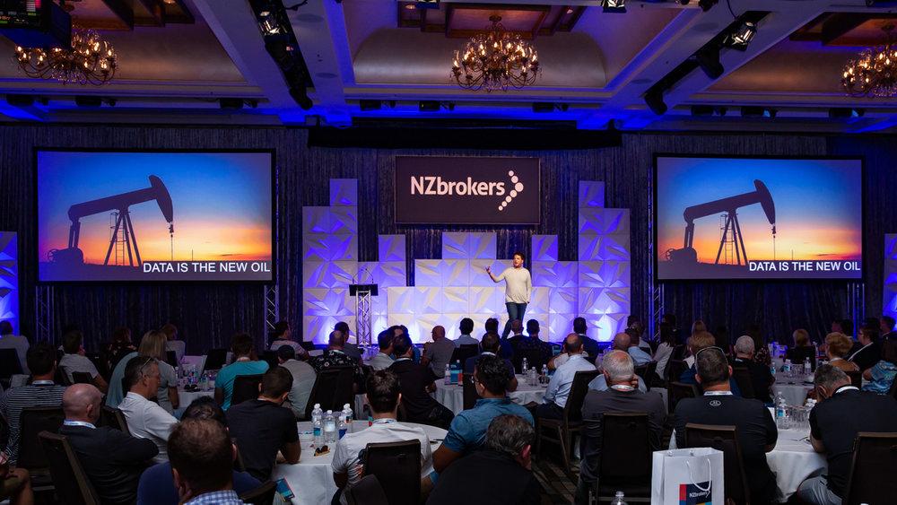Corporate conference at the Sheraton Grand Mirage Gold Coast