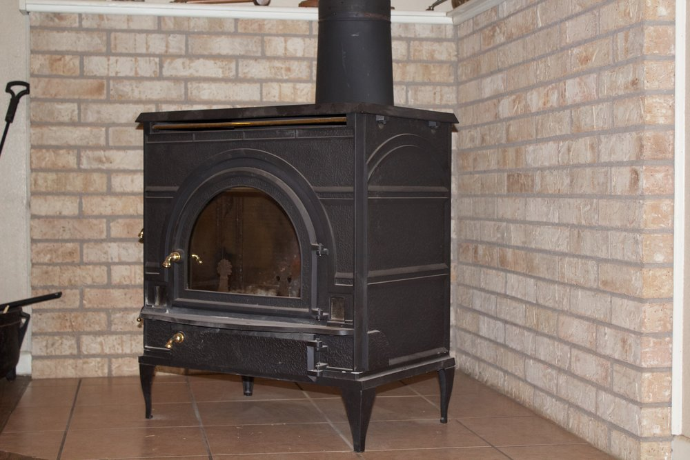Free Standing Stove