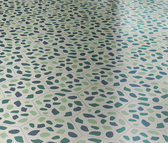 Tom Dixon cement tiles for Bisazza