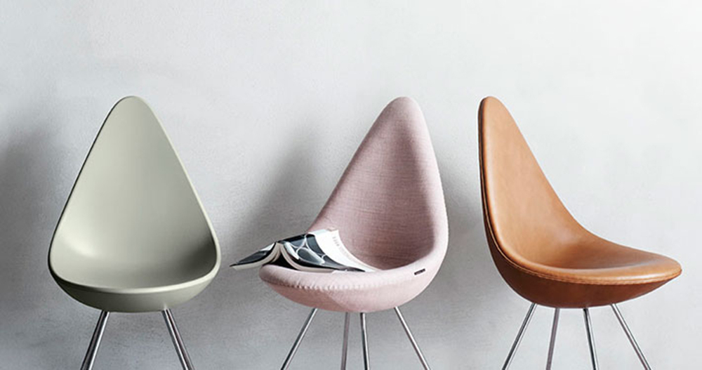 Fritz Hansen - The Drop Chair
