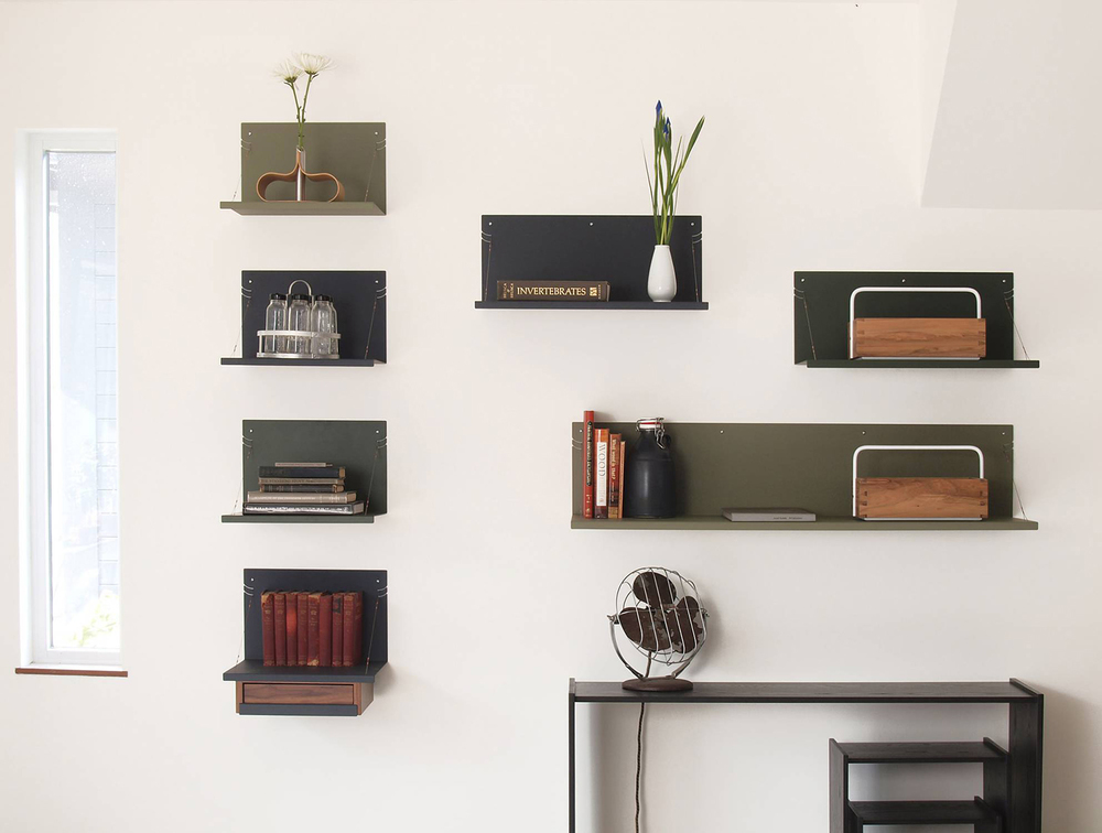 Skram Furniture - Gil Shelving System