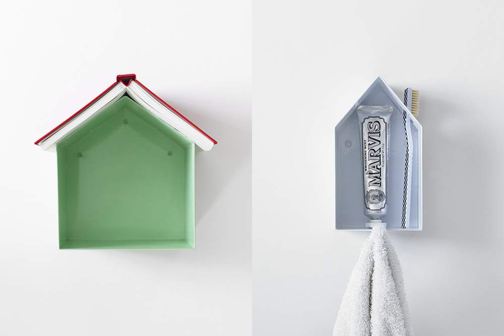 Thing Industries - Birdhouse Bookshelf