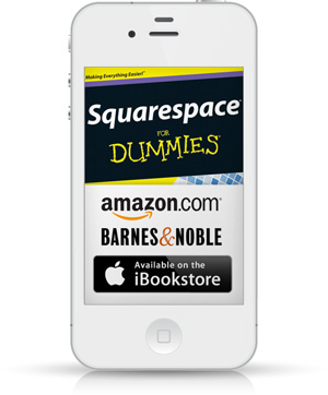 Squarespace for Dummies E-book
