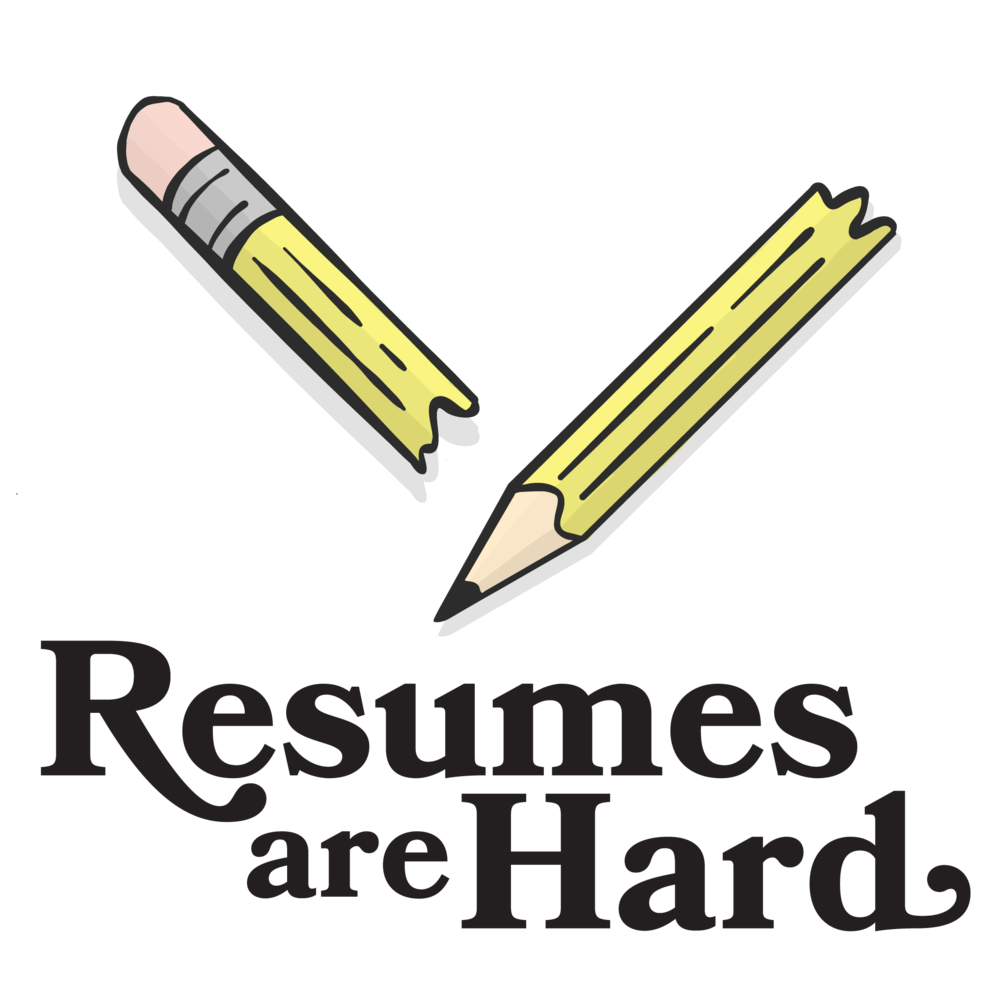 Resumes Are Hard Logo