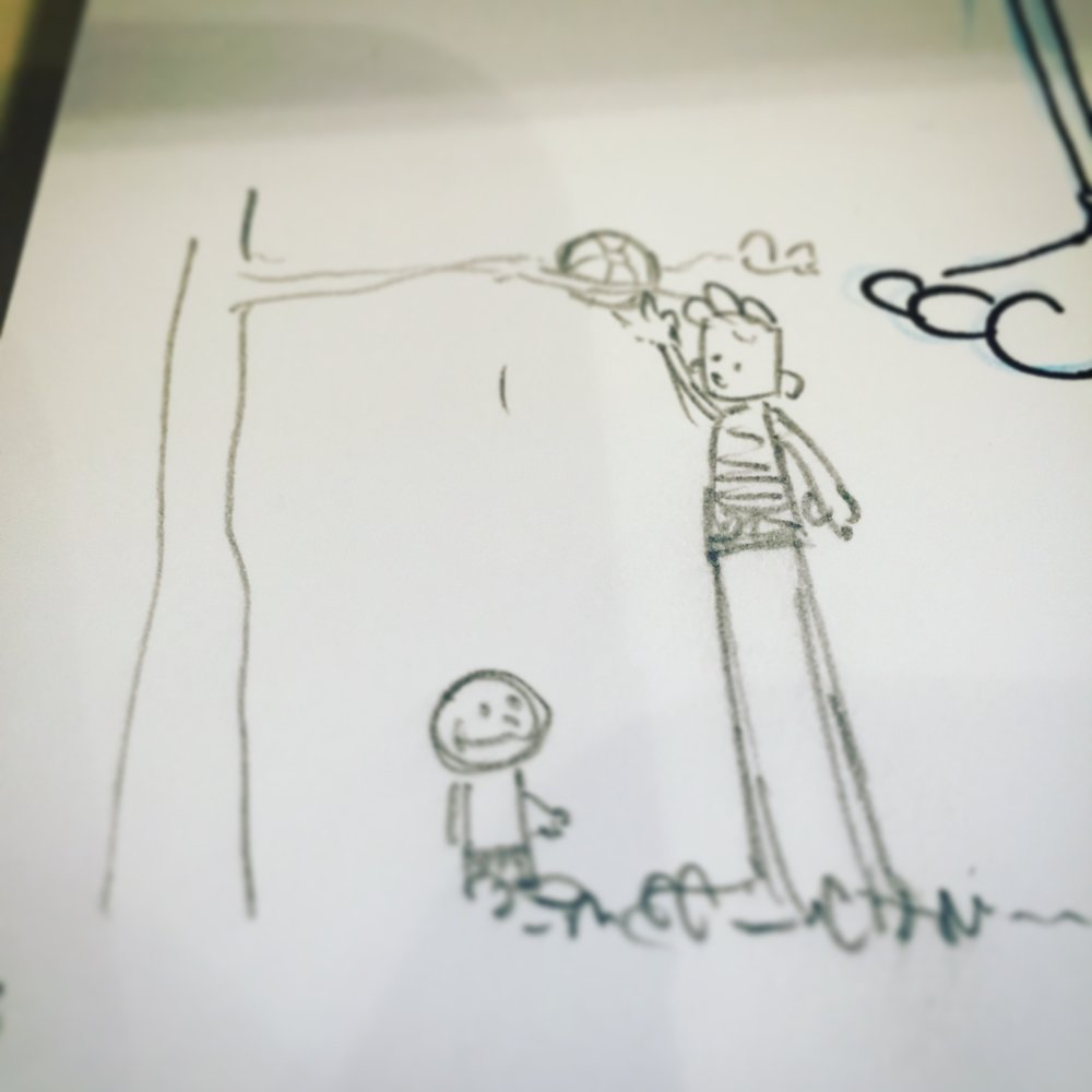 Another Children's Book Concept Sketch