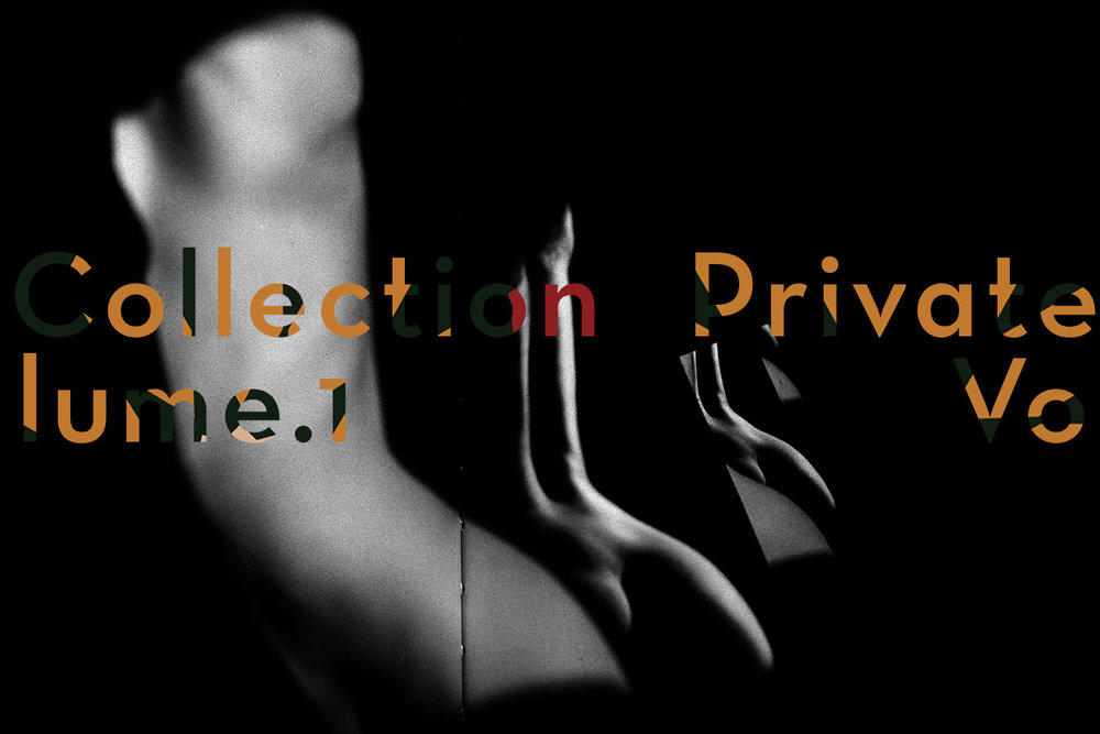 Private Collection: Volume.1 - Second Edition:Available for Pre-Order