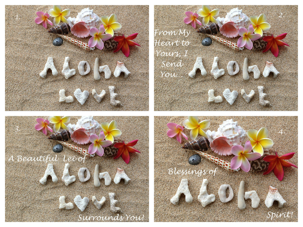 Aloha Inscribed Series